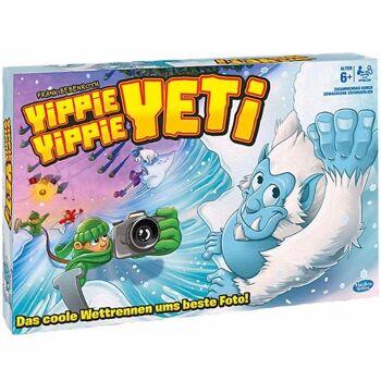 27-49282, Hasbro Spiel Yippie Yippie Yeti