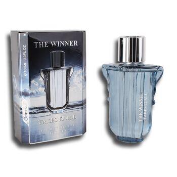 Parfüm Eau de Toilette Herren Omerta The Winner Takes It All Spray Duft Parfum 100 ml - 3,49 Euro