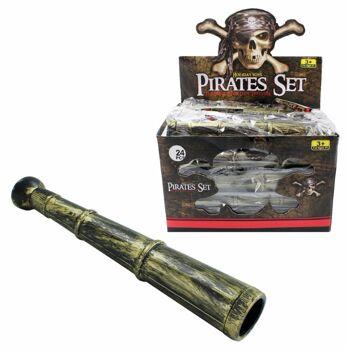 27-80172, Piratenfernrohr Pirat 20 cm