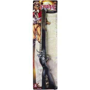 21-2341, Piraten Gewehr 64, Piratenparty, auch ideal als Kostüm, Karneval, Fasching, Party, Event, usw