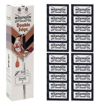 Wilkinson Double Edge Razor - shave - Man - Woman / deutscher Hersteller - Made in Germany - 1A Ware/  B Ware ! Euro-1 Ware!