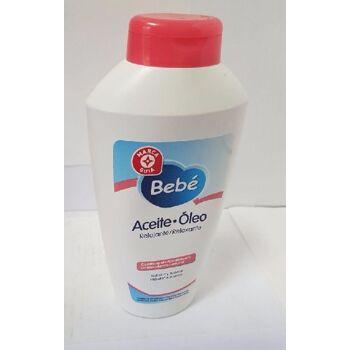 Bebe Körperöl 500 ml / Bodyoil   / NUR Export - deutscher Hersteller - Made in Germany - 1A Ware/  B Ware ! Euro-1 Ware!