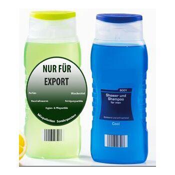 Schampoo - haarpflege - spülung - haare - conditioner - balsam - styling  / NUR Export - deutscher Hersteller - Made in Germany - 1A Ware/  B Ware ! Euro-1 Ware!