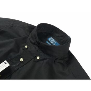 RALPH LAUREN SHIRT - BLACK