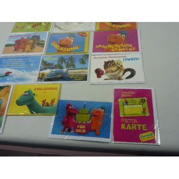 SONDERPOSTEN Geschenkkarten, Glückwunschkarten, Geburtstagskarten, Posterkarten, Einladungsset, Trauerkarten, Danksagung, Taufe, usw