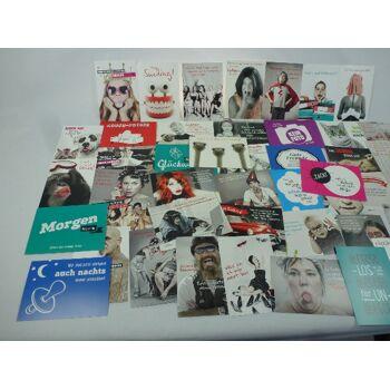 hochwertige Postkarten mit tollen Motiven, Sprüchen, usw. Für viele Anlässe, Gutsch Verlag