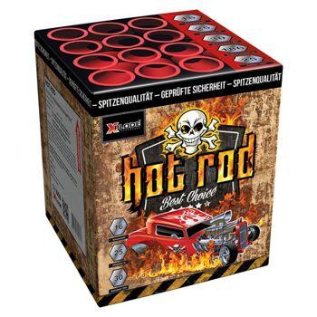 X Plode Batteriefeuerwerk Hot Rod