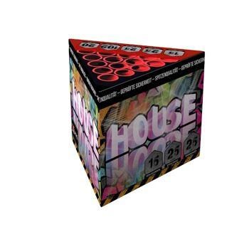 X Plode Batteriefeuerwerk House