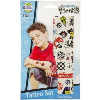 21-9818, Tattoo Set für Jungen