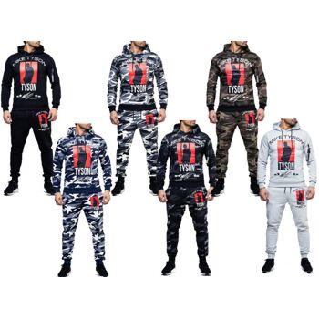 Herren Jogging Anzug Sportanzug Trainingsanzug Trainingsjacke Jogginganzug - 17,90 Euro