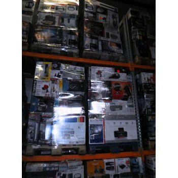 Mischpaletten Mixpaletten LKW Ladung Retouren Full Truckload EXPORT