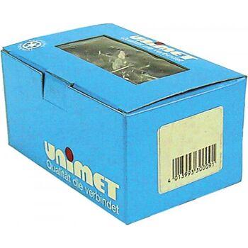 1kg Pappstifte Verz 25/25 10X1 kg, 10 Pack