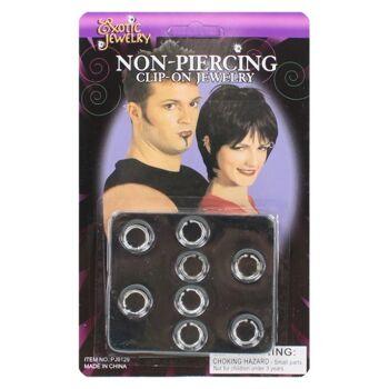27-83801, Piercingringe zum Anstecken 8er Pack