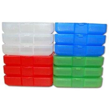 12-70036949, Klickbox Mini-Pocket Buchsteiner 3er Set