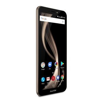 Allview X4 Soul Infinity Z 18:9 Display Dual Camera 4GB RAM OctaCore Smartphone Mocha gold