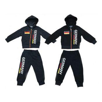 Kinder Jogging Anzug Sportanzug Trainingsanzug Jogginganzug Germany Fan - 7,90 Euro