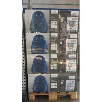 Siemens Z 1.0 Bodenstaubsauger VSZ1V1128 Bag/Bagless 2400W