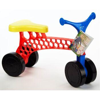 28-019628, Kinderlaufrad/Roller, kombiniert Lauf- und Lenkbewegungen