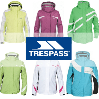 TRESPASS Damen Jacken