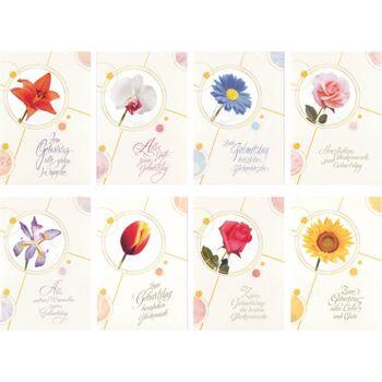28-517610, Karten Geburtstag Geburtstagskarten, Glückwunschkarten