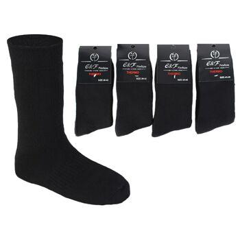 Herren Men Thermo Socken Winter Socken Thermosocken Ski-Socke Arbeitssocke Sportsocke - 0,79 Euro