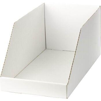 28-90009724, Verkaufsschütte 25 x 44 x 20 cm, Kartonschütte Verkaufsdisplay