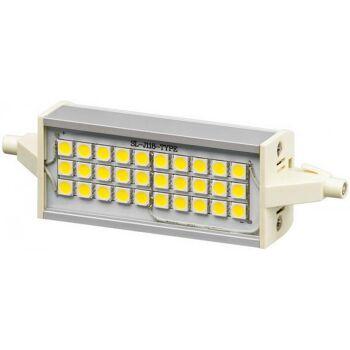 LED Stab 8 W Sockel R7s, ersetzt 54 W, 118 mm breit, 640 Lumen