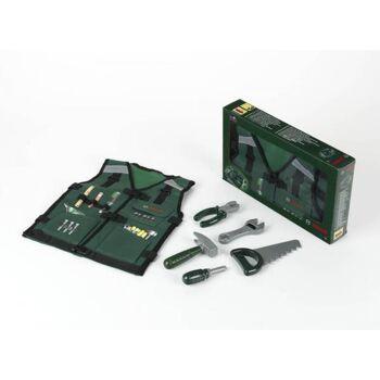 Bosch Werkzeugweste mit Zubehör