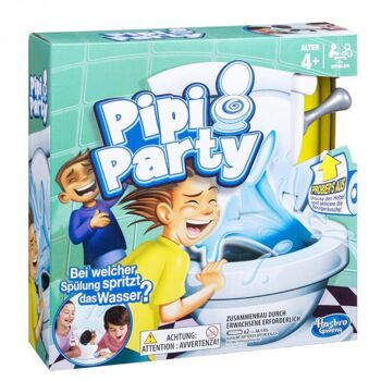 Pipi Party