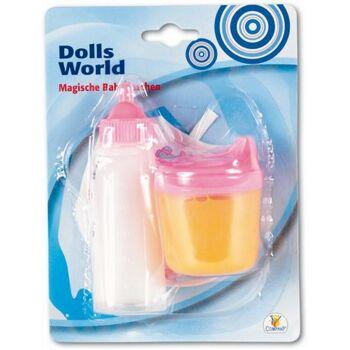 TOF Puppen-Milchflaschen Set a.Karte, 1 Stück