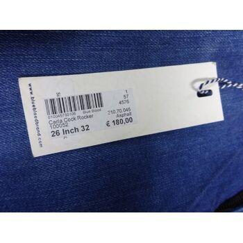 Markenfrauenjeans - Blue blood jeans denim