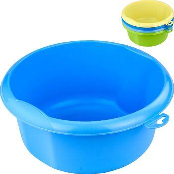 28-001695, Küchenschüssel 23 cm D, Rührschüssel, vielseitig einsetzbar, Salat, Kuchen, Dessert, usw