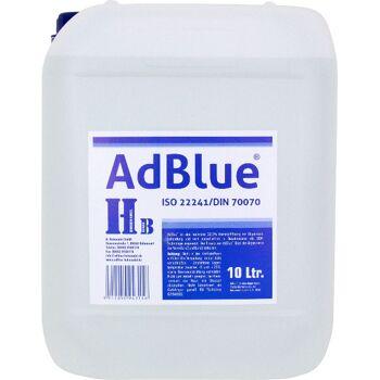 12-11262, AdBlue 10 Liter Kanister