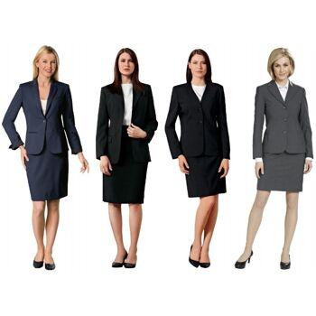 Verschiedene Bragard Frauen Röcke