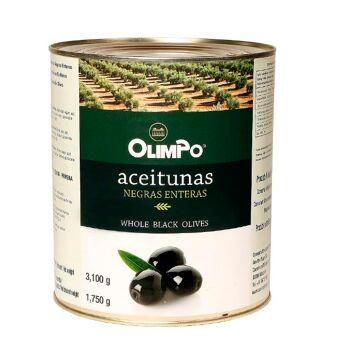 Oliven grün/schwarz mit und ohne Füllung, verschiedene Geschmacksrichtungen Olives green/ back with and without filling, different tastes