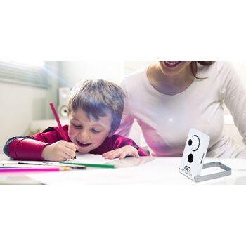 GoClever Nanny Eye 2 3in1 WLAN Smartphone Überwachungskamera Einbruchschutz Babyphone Überwachung Kamera Einbruch Kinderüberwachung Kinder