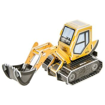 21-6928, Puzzle 3D Fahrzeuge