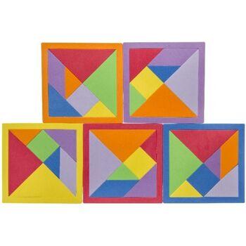 21-7915, Intelligence Puzzle, Geschicklichkeitspuzzle