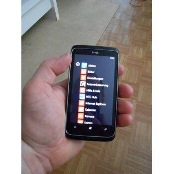 HTC Trophy/HD Mini Smartphone  5MP Kamera, 8GB Speicher