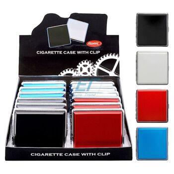 Zigarettenetui mit Clip