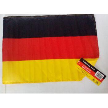 12-1063291, Deutschlandfahne 30 x 45 cm an 60 cm Stab, Flagge