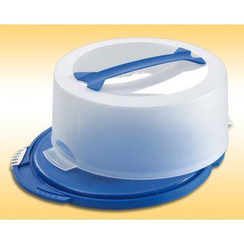 12-801234, Tortenglocke 32 cm, mit Tragegriff, ideal zum transportieren, Tortenhaube