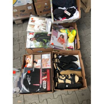 Mischpalette Kleinküchengeräte,Textilien,Deko,Spielzeug,