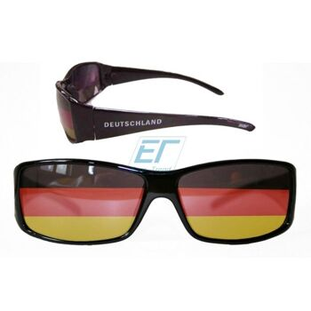 Flaggenbrille Deutschland SideKick
