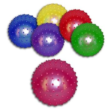27-71099, Igelball 27 cm,  Stachelball, Massageball