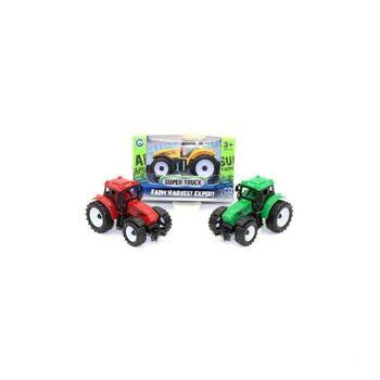 06-8232, Farmer Traktor mit Rückzug Antrieb++++++