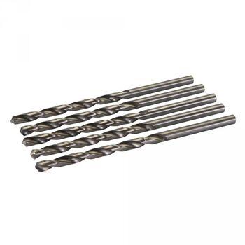 HSS- Bohrer, extra lang, metrisch, 8,0x165mm, 5er Pack
