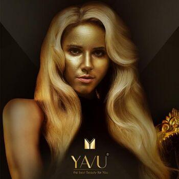 5x 24K Gold Gesichtsmasken Luxus Skin Line, Beauty, Feuchtigkeit und Pflege Yavu