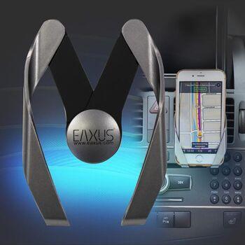 Auto Lüftung Smartphone Halterung universal, größenverstellbar Eaxus