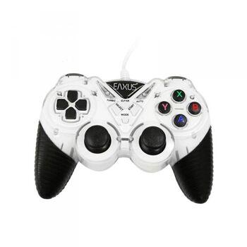 Cube Classic Controller für Wii und GameCube GC neues Modell, Eaxus